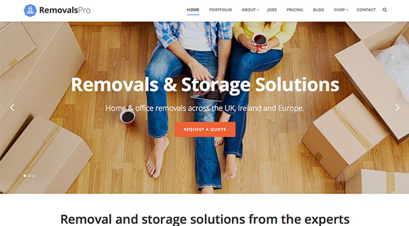 Removalist Website